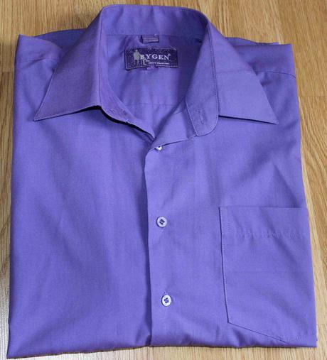 Pánska košeľa, 38