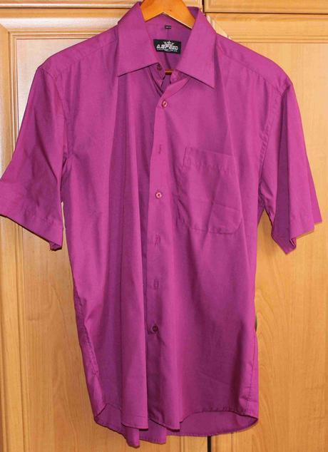Pánska košeľa, nenosená, 38