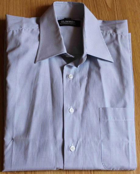 Pánska košeľa, nenosená, 40