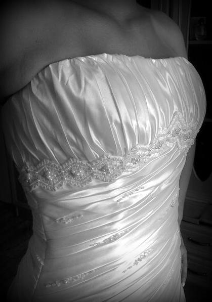 Svadob. šaty La Sposa - Legado 34-38, 36