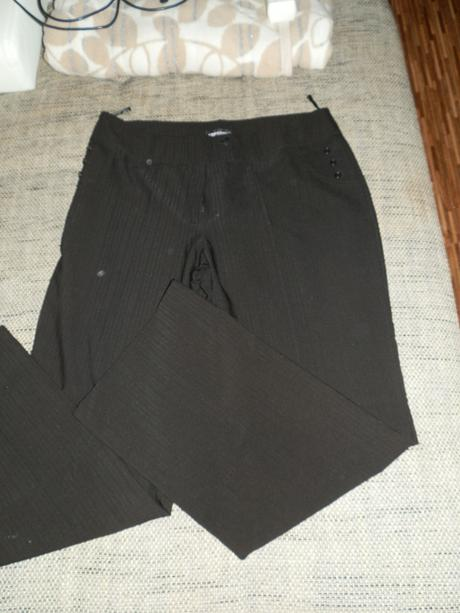 Tesilové nohavice - XXL, 44