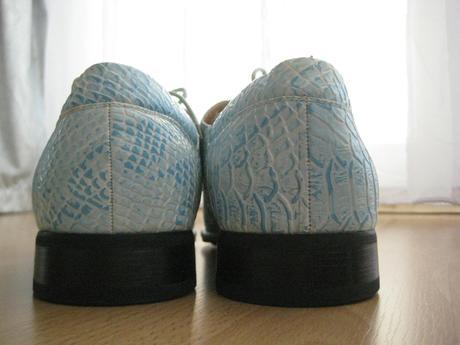 poltopanky modre, 46