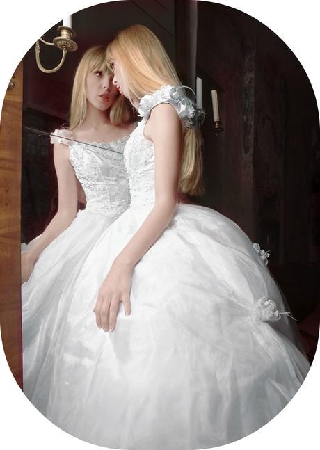 princeznovske svadobne saty, 36