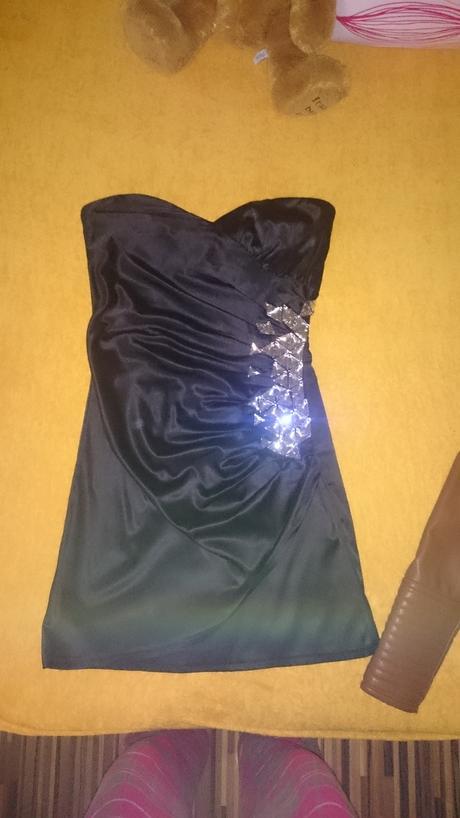 Spoločenské šaty - nenosené , 38