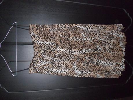 Leopardia sukna plisovana, 40