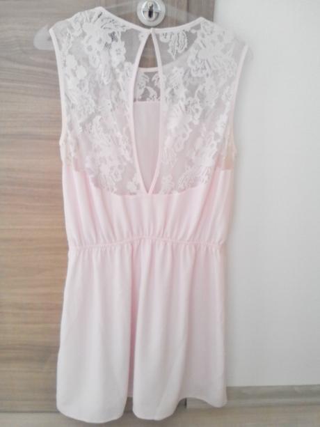 Bledoruzova šaty H&M, 42