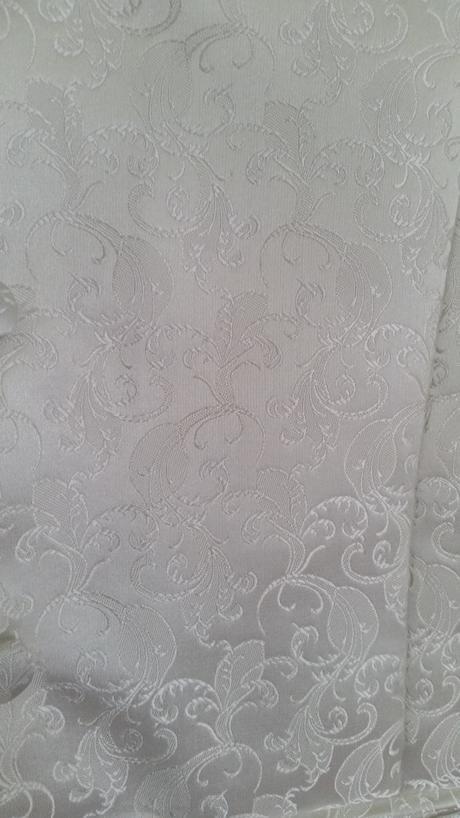 Svadobná vesta/kravata/vreckovka vel.36, 36