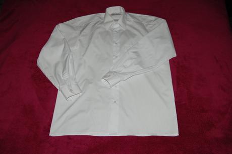 Bílá košile dlouhý rukáv, 40