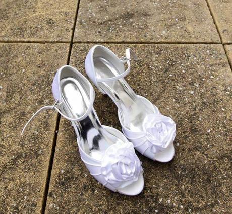 Svatební boty zn. Rose Scent, 38