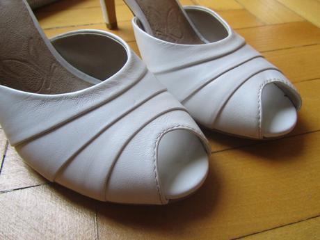 Kožené boty Caprice, 39