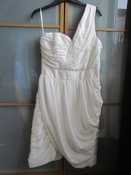 Svatební šaty HM na večer, 40