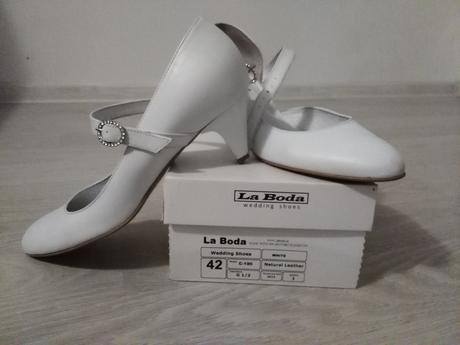 Svadobné topánky, 42
