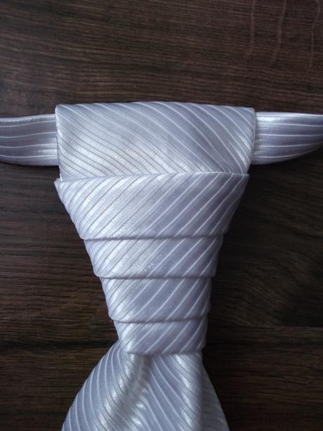 Regata - kravata pro ženicha,