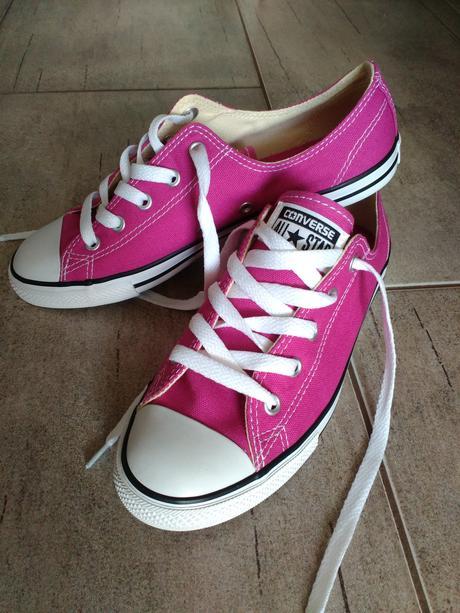 Tenisky Converse - Fuschia růžová, 38