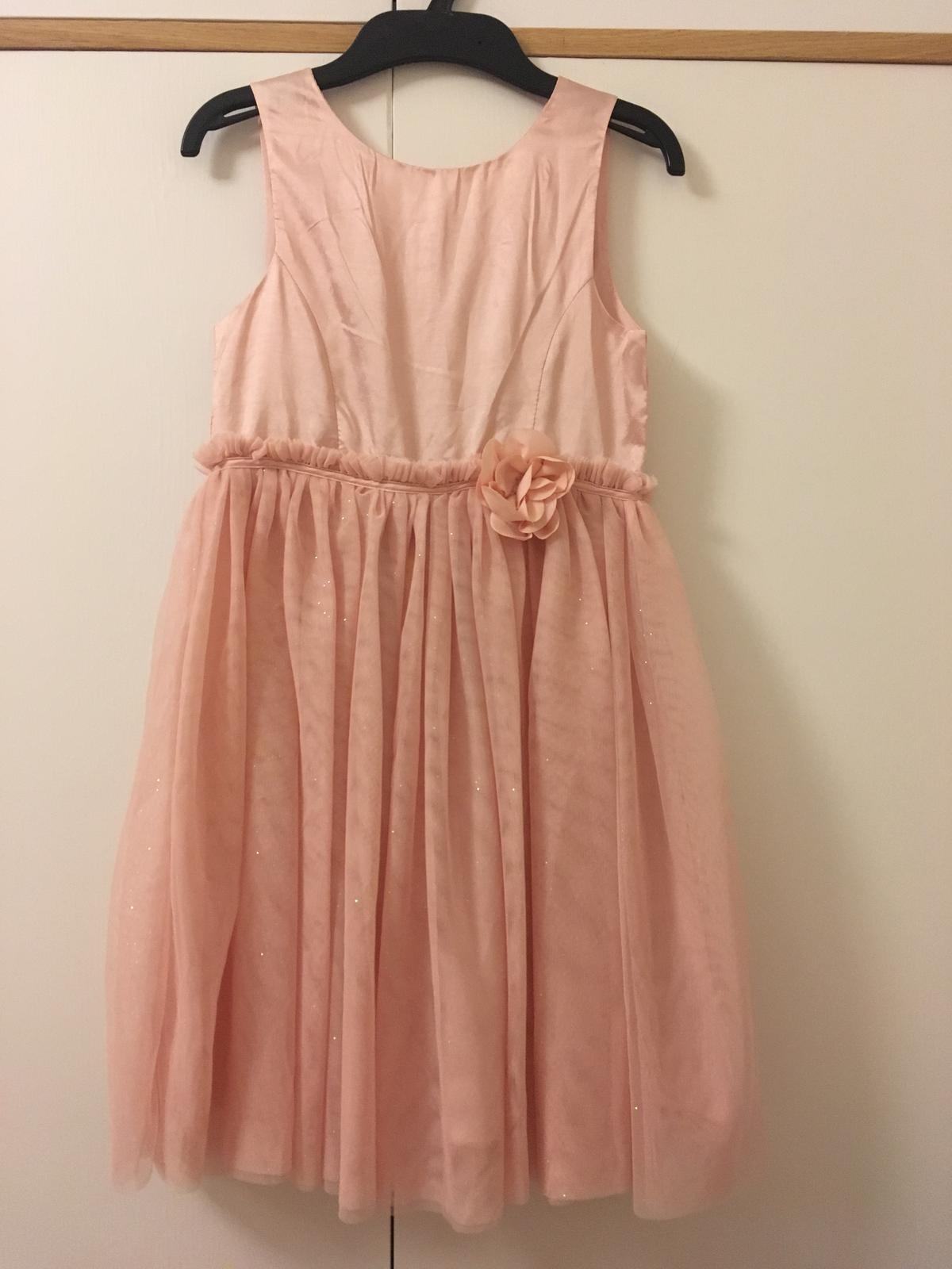 Dívčí šaty h m b5ab07ebee