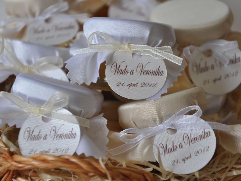 Dareky pre host na svadbe - uiton tradcia!