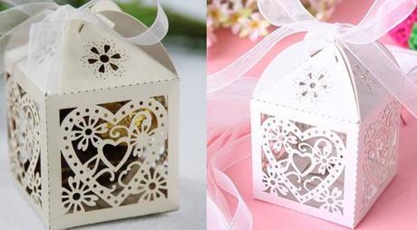 Darček pre svadobných hostí ,