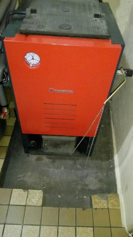 Teplovodní kotel DAKON,