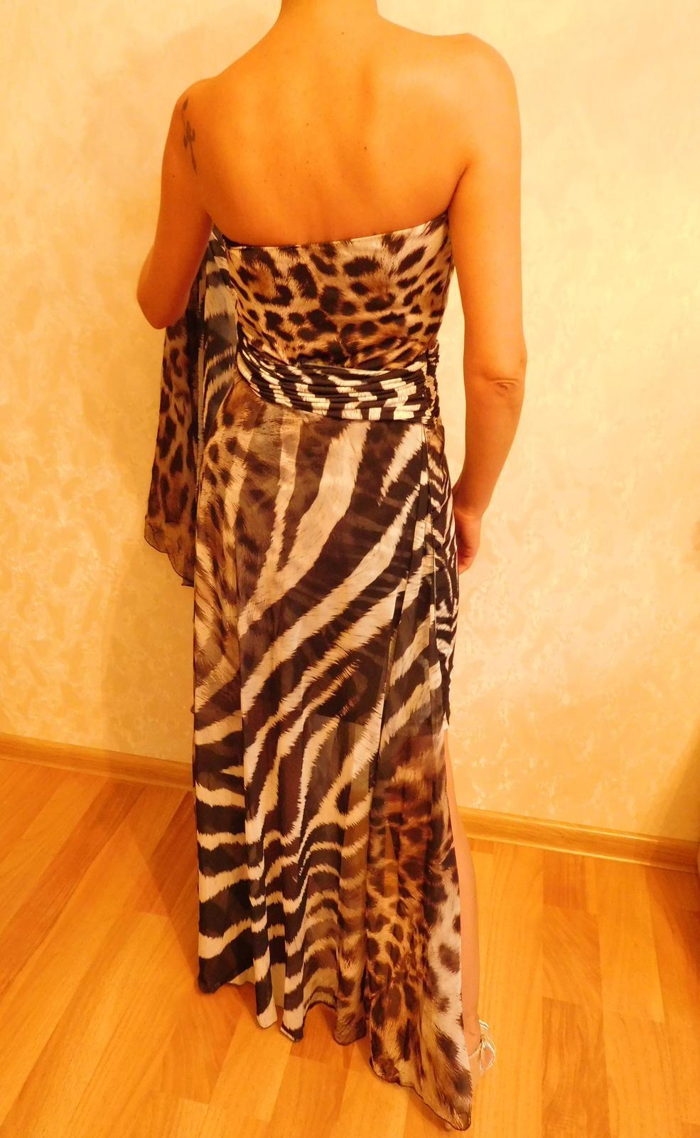 Spoločenské šaty s kamienkami 630c6e18552