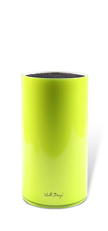 blok na nože- zelený,