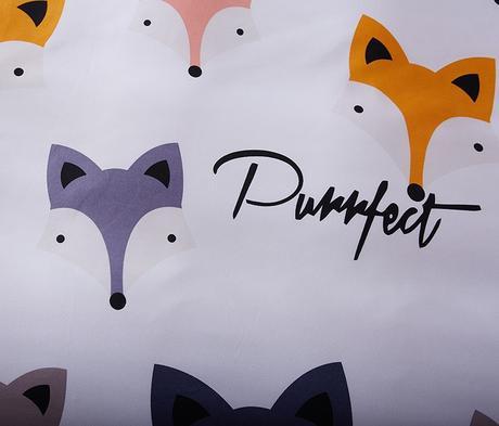 Detské obliečky Líšky,