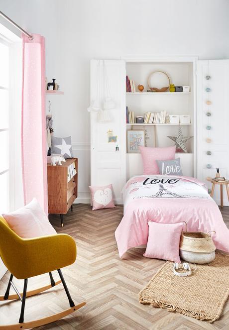 Detské obliečky na posteľ Cute Paris,