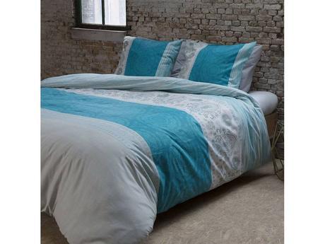 Obliečky na posteľ v boho štýle,