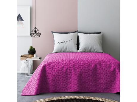 Obojstranná prikrývka na posteľ 220x240 cm,