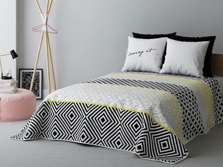 Prehoz na posteľ Fashion addict 220x240cm,