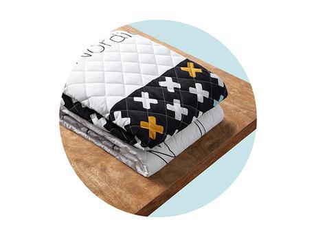Prehoz na posteľ Nordic King 220x240cm,