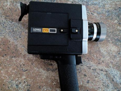 kamera lomo 215,