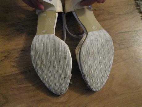 maslové sandále, 38