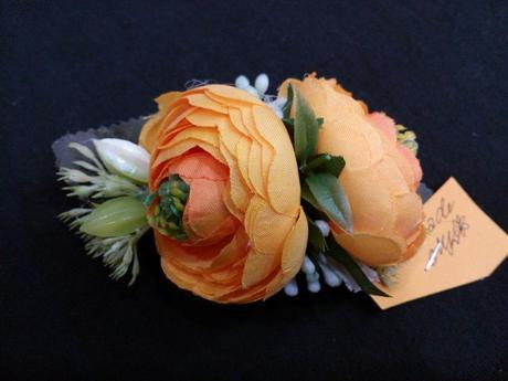 Spona s kvetmi 3,