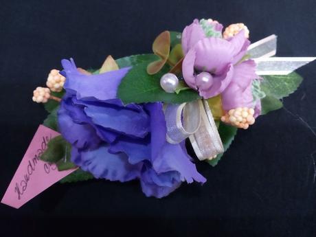 Spona s kvetmi 6,