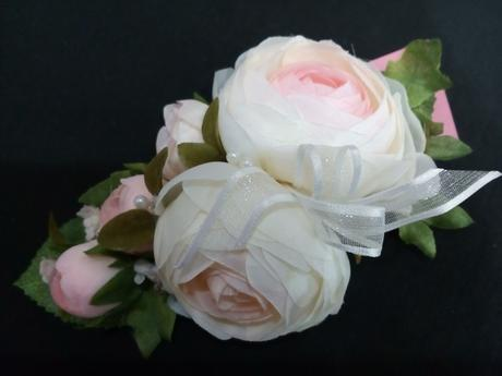 Spona s kvetmi 7,