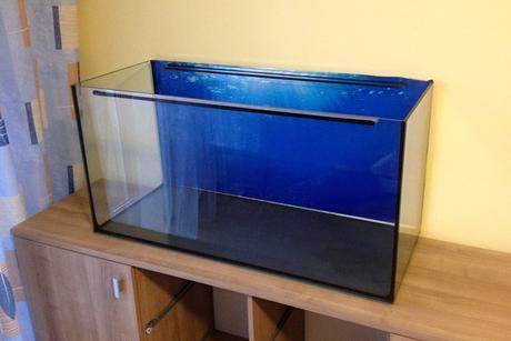Akvárium 200 litrů,