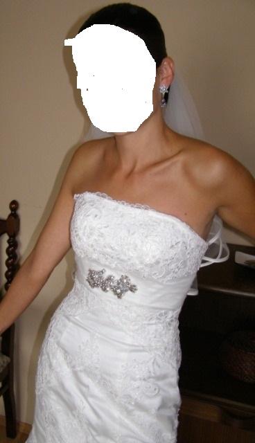 Ivory svadobné šaty, 34