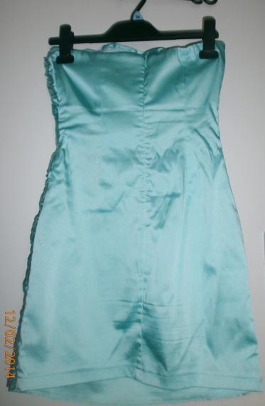 Spoločenské krátke šaty, 34