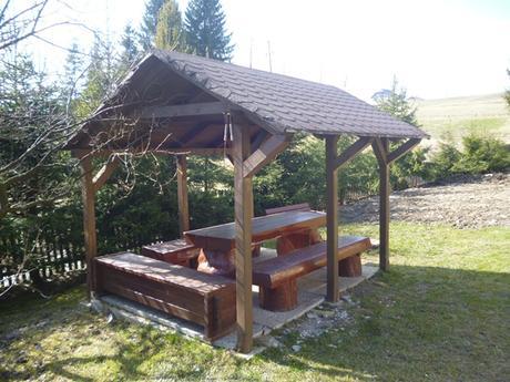 ubytovanie na chate v Oravskej Lesnej,