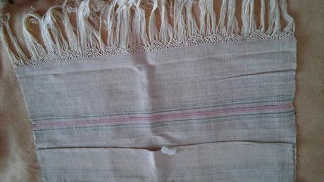 tkané uteráky,