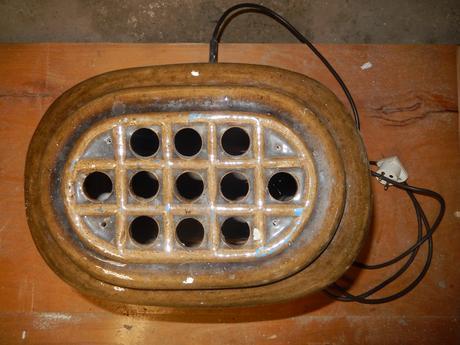Elektrické kamínka,