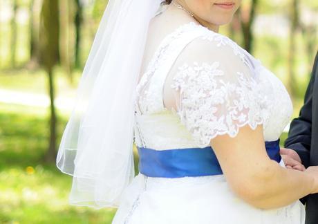 Svadobné šaty 48-50-52-54, 50