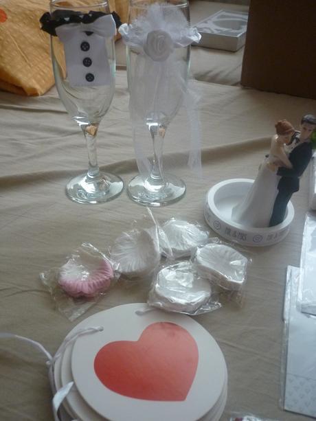 Dekorace svatební,