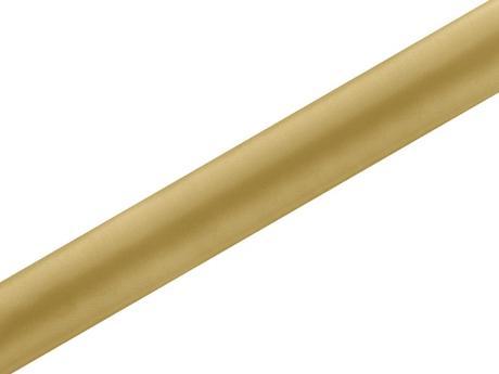 Satén zlatý 36cm/9m,