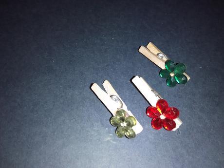 Kolíčky - dekorace,