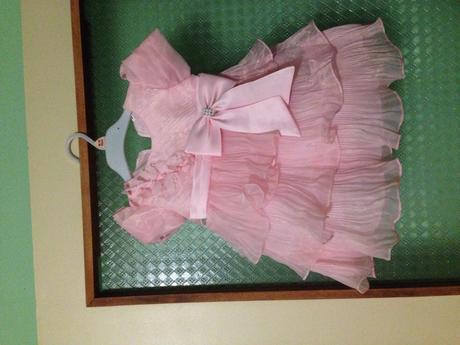ružové šatočky-nové nepoužité, 86
