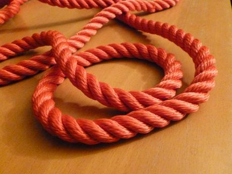 Dekorativní lano,