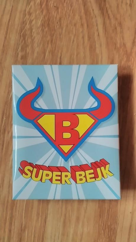Vtipný darček - kondóm Superbejk,
