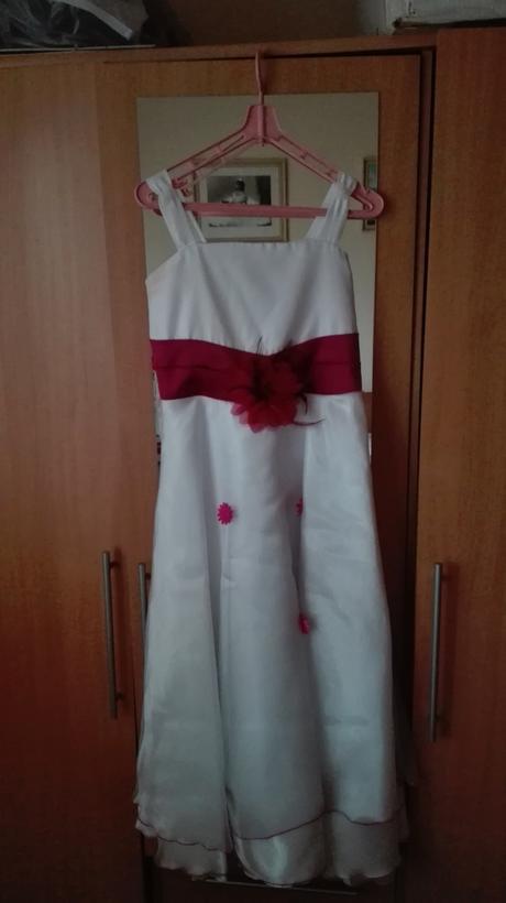 Detské šaty, 158