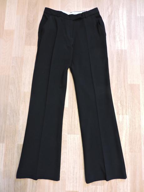 Černé společenské kalhoty Yessica, 36
